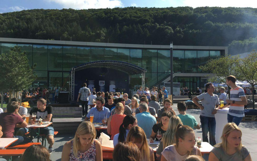 Sommerfest der Firma Bürkert