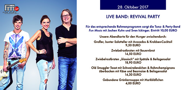 "Revival Party im ""Old Smuggler"""