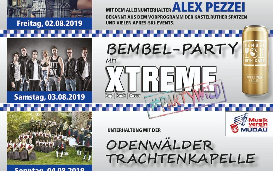 Sportfest Laudenberg (Montag)